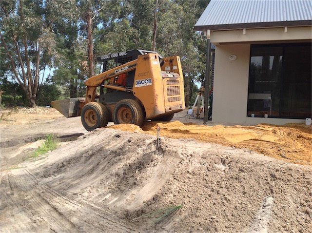 Bobcat Case 430 Skid Steer Loader